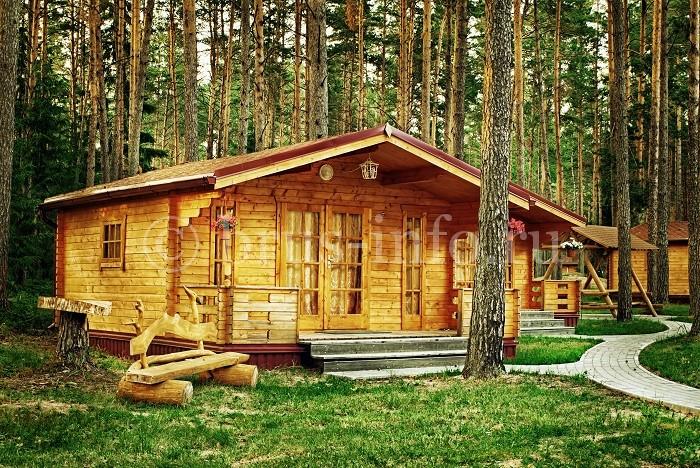 Домик для отдыха на природе