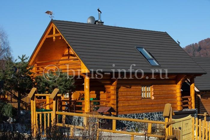 Маленький дачный домик