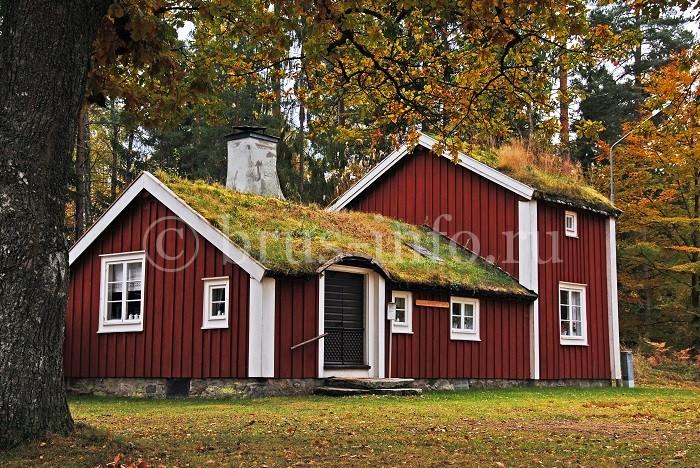 Коттедж в шведском стиле